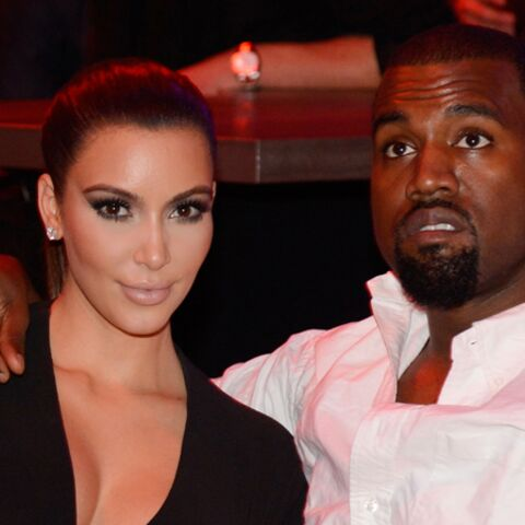 Kim Kardashian et Kanye West, les noces d'or