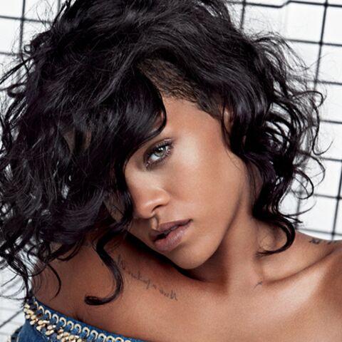 Rihanna dans le bal mode pour Balmain
