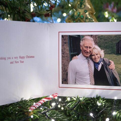 Charles et Camilla, un Noël joyeux en amoureux