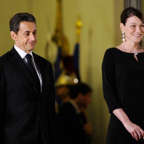 Carla Bruni trouve que Nicolas Sarkozy «a tout bien fait»