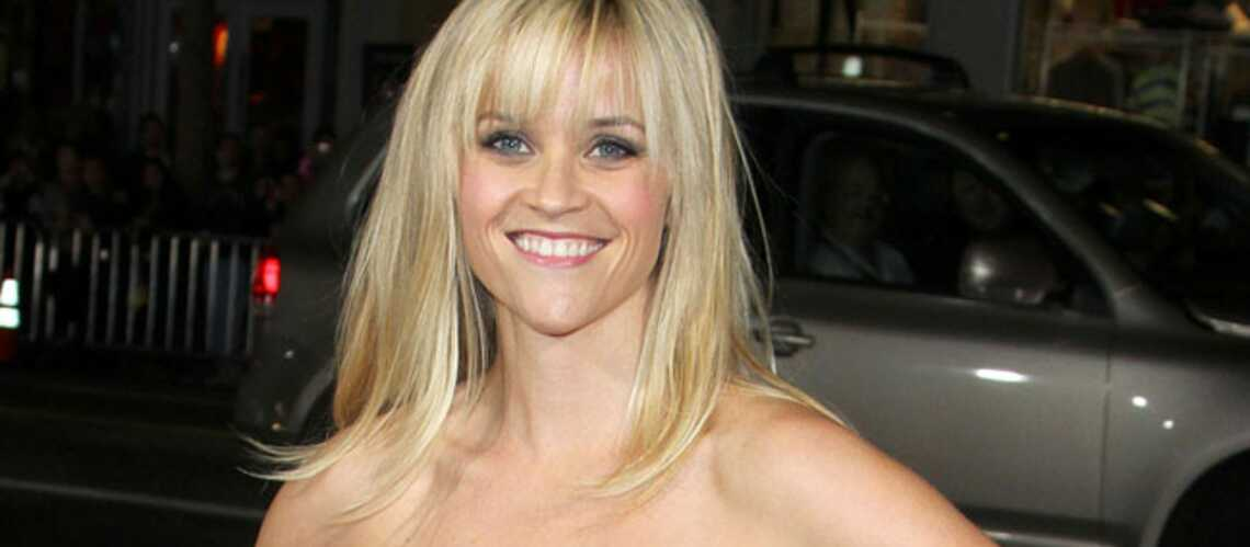 Reese Witherspoon attend son troisième enfant