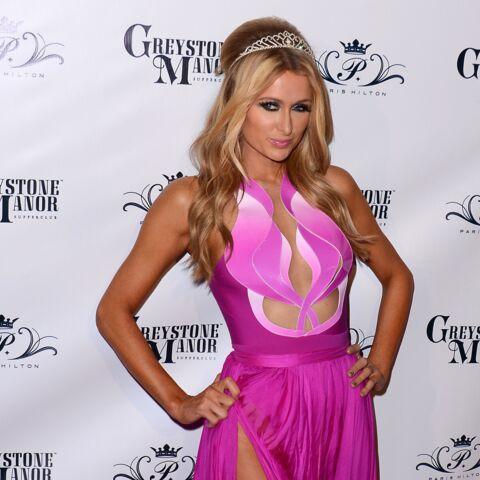 Paris Hilton fête ses 33 ans en princesse provocante