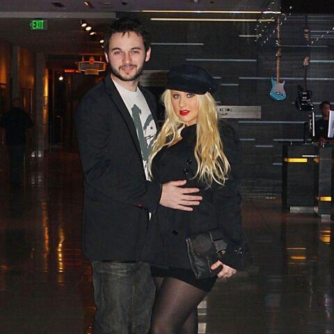 Christina Aguilera s'est fiancée!