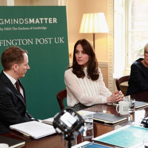 Kate Middleton devient rédactrice en chef