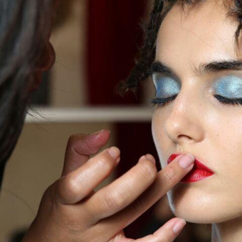 Tendance maquillage: les années 80 font leur grand retour