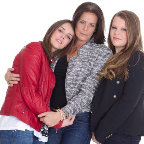 Stéphanie de Monaco présente ses filles, Pauline et Camille