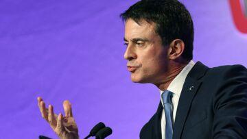 VIDEO – Un homme agresse Manuel Valls et le gifle avant d'être plaqué au sol