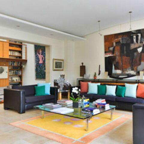 PHOTOS – Découvrez la résidence parisienne de Céline Dion, à vendre