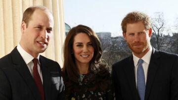 PHOTOS – Harry, Kate et William unissent leurs forces pour la bonne cause