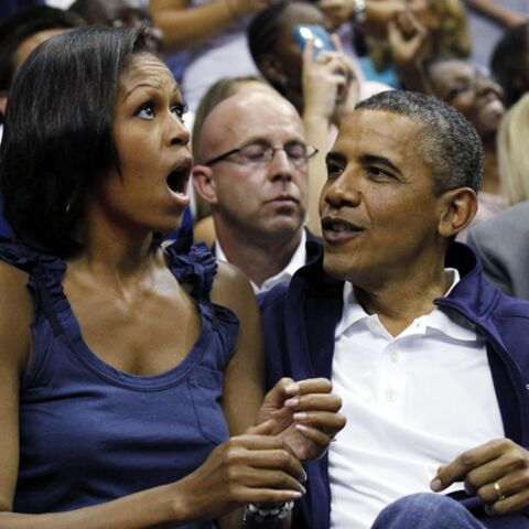 Photos- Barack Obama, fan de basket, de sa fille, et de sa First Lady