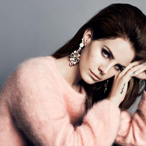 Photo- Lana Del Rey pour H&M