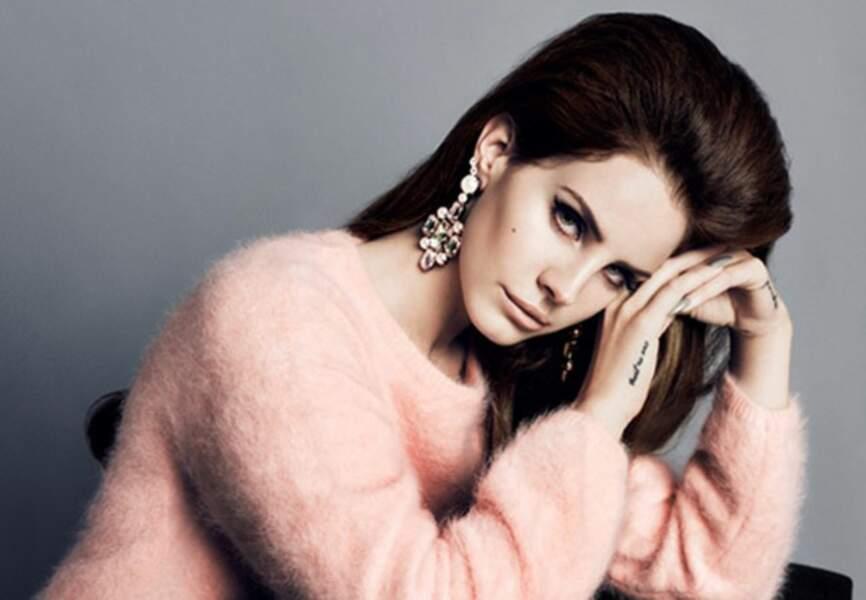 Lana Del Rey, muse H&M