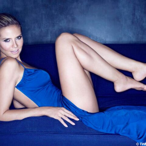 Heidi Klum topless, une fois de plus