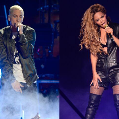 Beyoncé et Eminem, stars des prochains MTV Video Music Awards