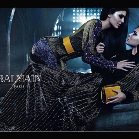 Kendall et Kylie Jenner: duel de soeurs pour Balmain