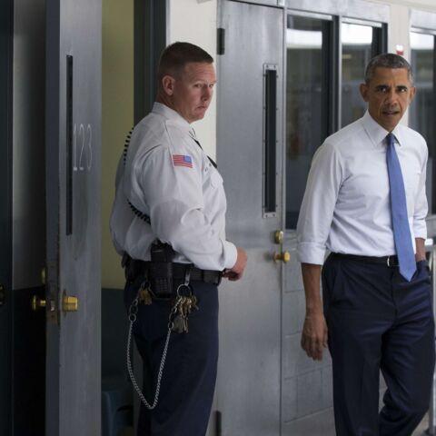 Barack Obama en prison