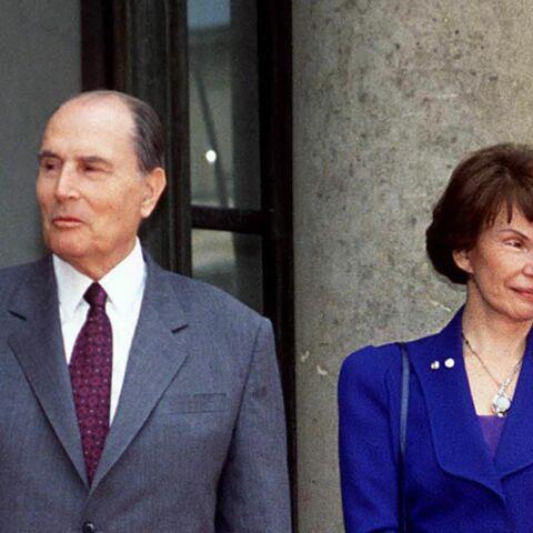 Danielle, François Mitterrand et Anne Pingeot: entre passion et raison d'Etat