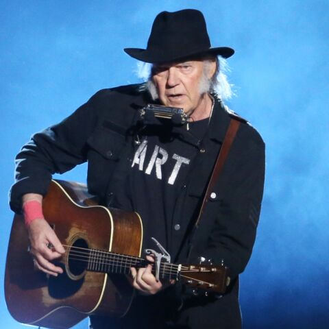 """Neil Young: """"Le streaming ça craint"""""""