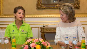 Mathilde de Belgique et Selah Sue reines de coeur