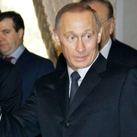 Vladimir Poutine, des diamants pour le président