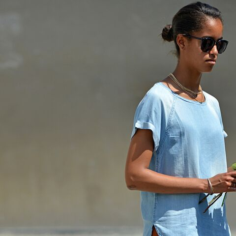 Malia Obama, de la Maison-Blanche à Hollywood