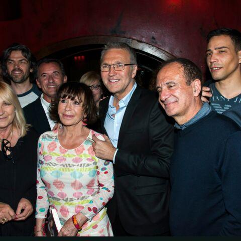 Laurent Ruquier entouré de ses amis pour le lancement de son dernier livre