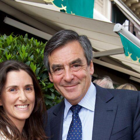 Déjeuner en famille pour François Fillon et Marie Fillon