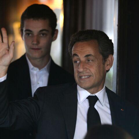 Louis Sarkozy, supporter de son père