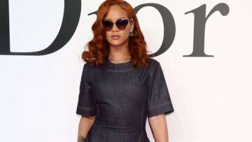 Look – Rihanna, glamour et rétro pour Dior