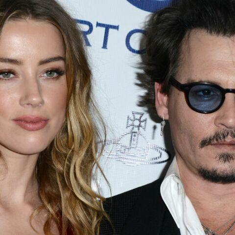 Johnny Depp et Amber Heard, vers un arrangement à l'amiable