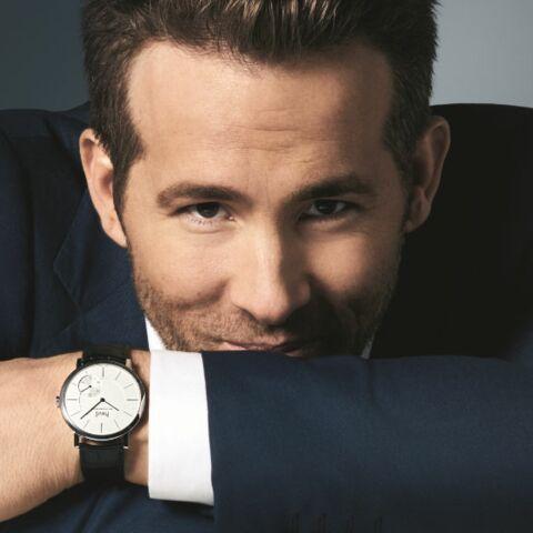 Ryan Reynolds, poignet d'amour avec Piaget