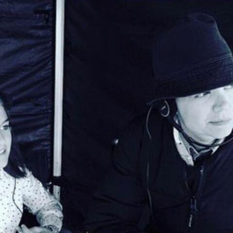 Katie Holmes poste une adorable photo de sa fille Suri