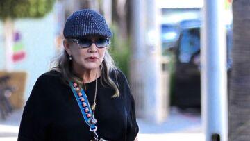 Carrie Fisher: les causes de sa mort enfin révélées