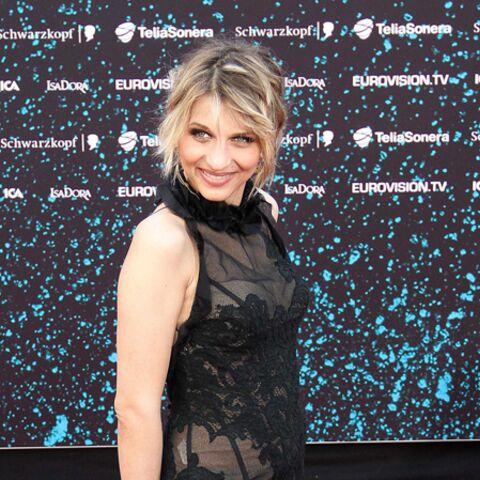 Eurovision: Amandine Bourgeois a déjà des problèmes de voix