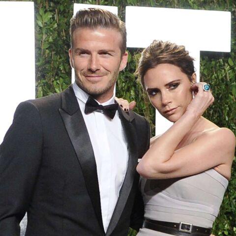 Victoria Beckham fière de son David