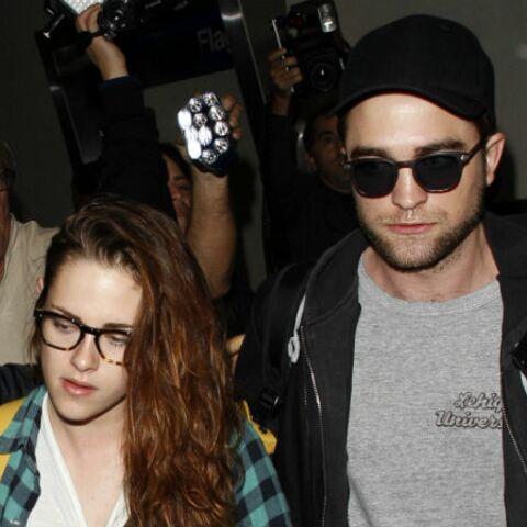 Kristen Stewart et Robert Pattinson fuient Los Angeles