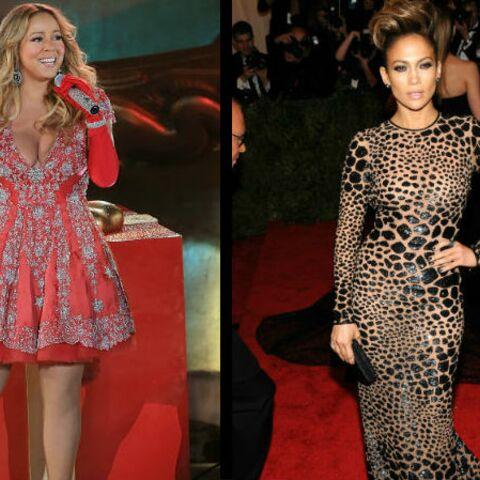 Mariah Carey, en guerre contre Jennifer Lopez?
