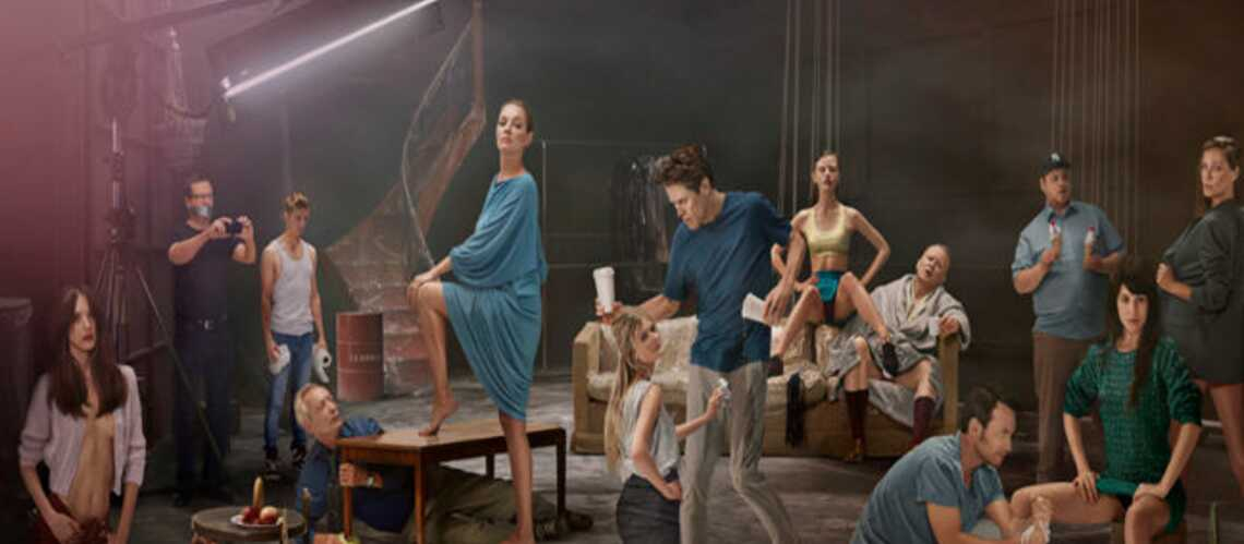 Nymphomaniac, Lars von Trier présente ses acteurs dans un tableau érotique