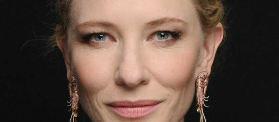 Cannes 2014– Cate Blanchett, animal de mode