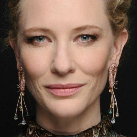 Cannes 2014– Cate Blanchett, animal de mode