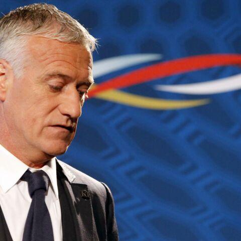 Insulté, Didier Deschamps porte plainte contre la compagne de Samir Nasri