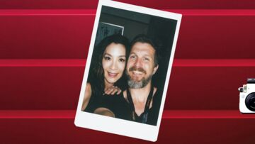 Cannes Backstage by Instax – Michelle Yeoh, une James Bond Girl sur la Croisette