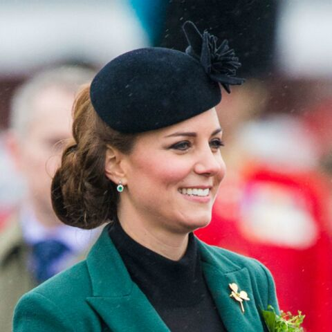 Kate et le prince William fêtent la Saint Patrick