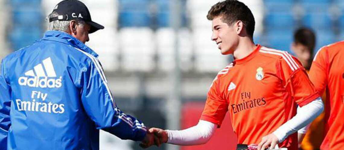 Après Enzo Zidane, son frère Luca convoqué en équipe de France