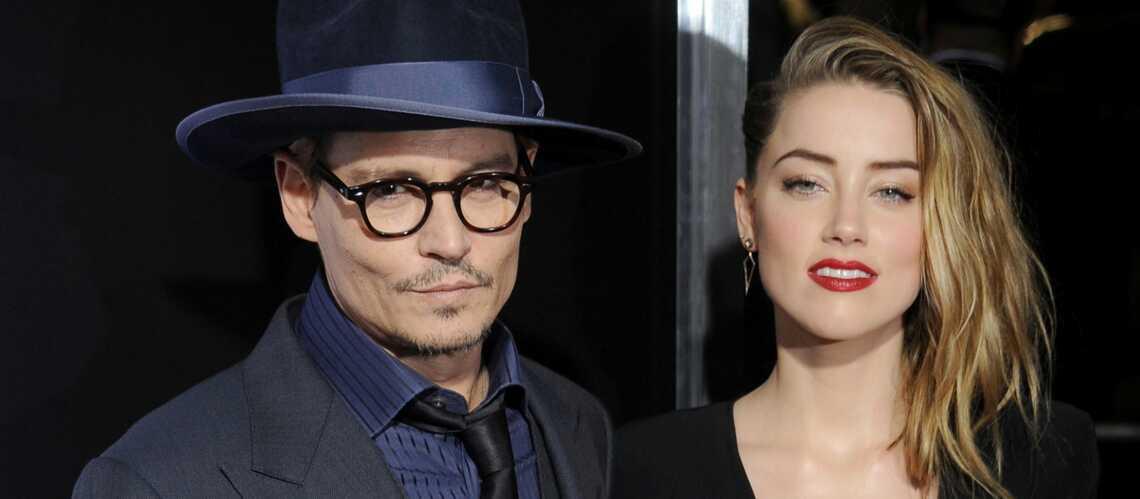 Johnny Depp et Amber Heard, petites fiançailles entre amis