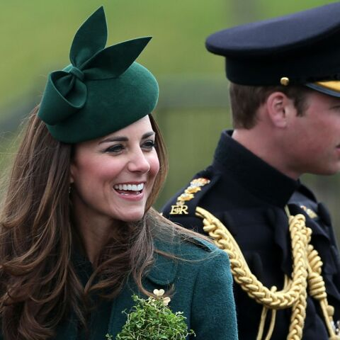 T'as le look green… Kate!