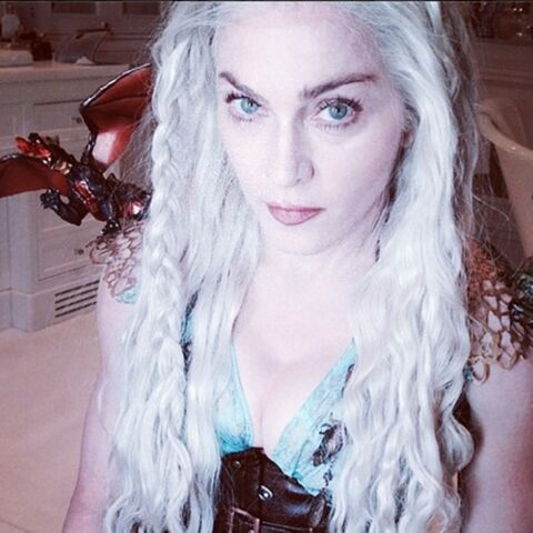 Madonna prête à jouer dans Game of Thrones