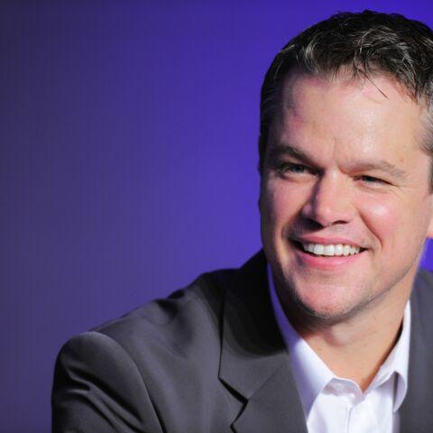 Matt Damon accepte un rôle sans lire le script
