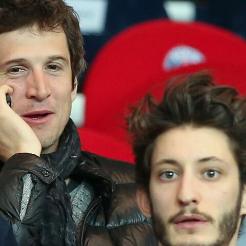 Guillaume Canet et Pierre Niney jouent aux supporters du PSG