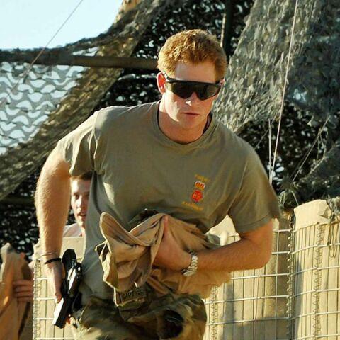 Le prince Harry quitte l'armée britannique